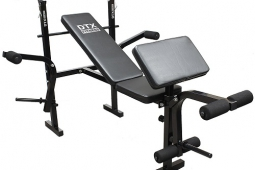 DTX Adjustable Weight Training Bench