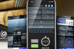App Tracking Sportstech under desk elliptical trainer