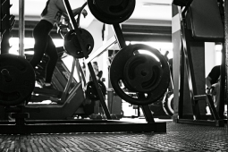 Features of Home Gyms - Flooring