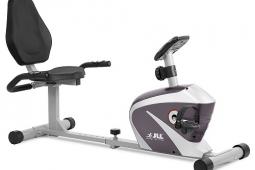 JLL RE100 Recumbent Home Exercise Bike