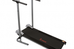 Retired People Love the Sunny Fitness Manual Treadmill
