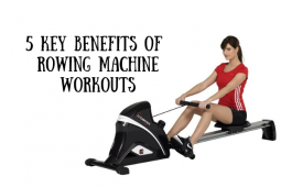 5 rowing machine benefits