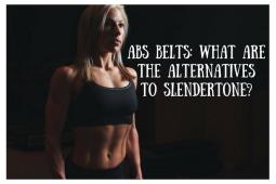 Abs Belts Alternatives to Slendertone