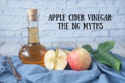 Is Apple Cider Vinegar a Scam?
