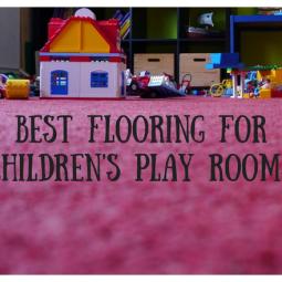 Best Flooring Options for Children's Play Rooms