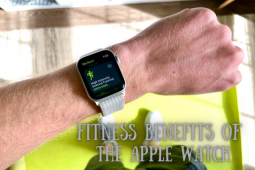 Fitness Benefits of the Apple Watch