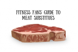 Meat Substitutes and Fitness