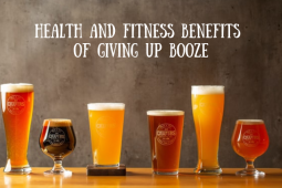 Fitness Benefits of Giving Up Booze