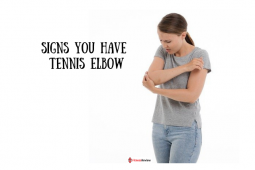 Signs you have tennis elbow