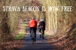 Strava Beacon is Now Free