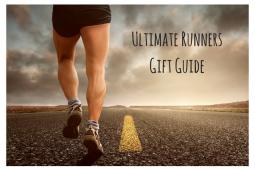 Runners Gift Guide Christmas