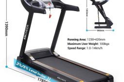 Ancheer App Controlled Treadmill