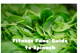 Fitness and Spinach