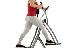 Sunny Fitness Elliptical Trainer