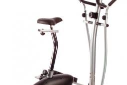 V-Fit MCCT1 Cross Trainer + Bike