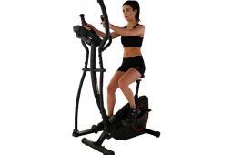Cross Trainers - Quiet Home Fitness Equipment