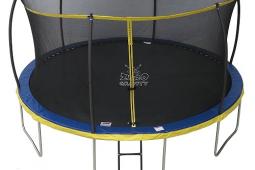Zero Gravity Ultima Trampolines